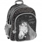 Horse Love Backpack 38 CM - 2 Cpt