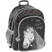 Paard liefde rugzak 38 CM-2 CPT