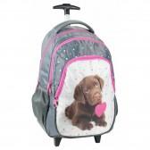 Wheeled backpack Dog Rachaelhale 45 CM Trolley - Bag