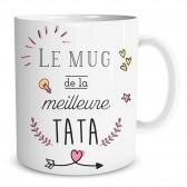 """Mug """" Meilleure Tata """""""