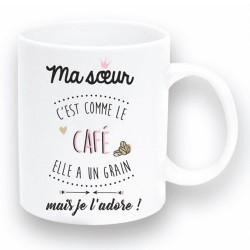 """Mug """"Sister Coffee"""""""