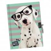 Diario perro estudio Mascotas 20 CM