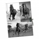 Journal intime Cheval Legend 20 CM