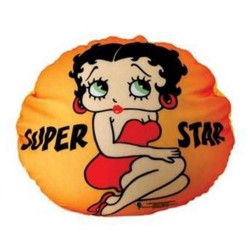 Betty Boop Super Star cushion