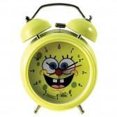 Réveil Bob l'éponge jaune 12 CM