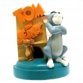 Statuette Tom et Jerry