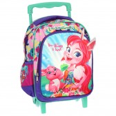 Mickey Roadtrip 30 CM Wheelbag - Kindergarten Carat