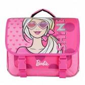 Cartable Barbie 38 CM Rose - Haut de gamme