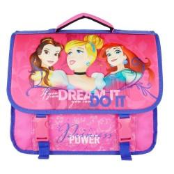 Mochila 38 CM Disney Princess rosa