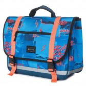 Cartable Rip Curl Poster Vibes Satchel Blue 38 CM