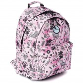 Sac à dos Rip Curl Anak Double Dome Pink 42 CM - 2 Cpt