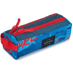 Trousse rectangulaire Rip Curl Poster Vibes 21 CM - 2 Cpt