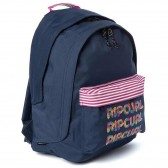 Sac à dos Rip Curl Sequens Double Dome Navy 42 CM - 2 Cpt