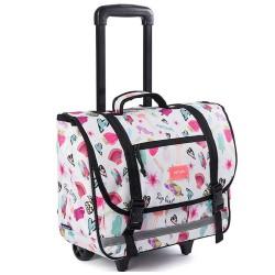 Rolling schoolbag Rip Curl Summer Time Wheeley Satchel 38 CM