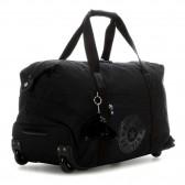 Tote Bag à roulettes Kipling Art On Wheels M 64 CM Black Limited