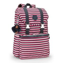 Kipling Experience Sugar Stripes 45 CM Backpack