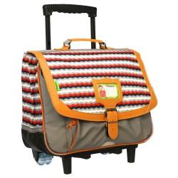 38 de Tann CM - buenos niños ruedas mochila