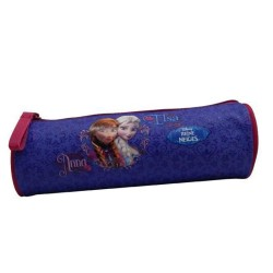 Trousse Frozen La reine des neiges Violet 22 CM