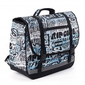 Rip Curl Photo Script Satchel Blue 38 CM