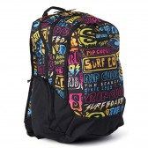 Rip Curl Tri School Cover Up 46 CM Multico Backpack
