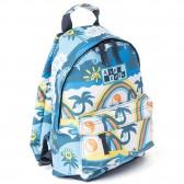 Sac à dos Rip Curl Surf Planet Blue Mini Dome 33 CM - maternelle
