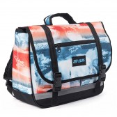 Cartable Rip Curl Photo Script Small Satchel 34 CM - maternelle