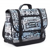 Cartable Rip Curl Small Satchel Cover Up Blue 34 CM - maternelle