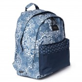Sac à dos Rip Curl Sequens Double Dome Coastal View Navy 41 CM - 2 Cpt
