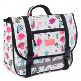 Cartable Rip Curl Small Satchel Summer Time White 34 CM - maternelle