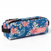 Trousse rectangulaire Rip Curl Toucan Flower 21 CM - 2 Cpt