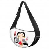 Betty Boop rot 34 CM - Kollektion Schultertasche Liebe