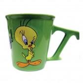 Titi 3D Green Cone Mug