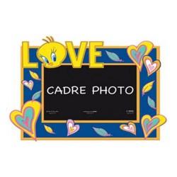 Marco de la foto Titi amor 3D
