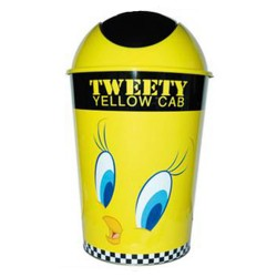 Titi Taxi Yellow Cab Trash