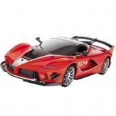 Voiture Ferrari rouge télécommandée