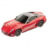 Voiture RC Ferrari rouge 599 GTO Radiocommandée