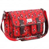 Minnie Red Shoulder Bag 34 CM - Disney Classic