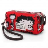 Betty Boop rood toilet Kit 14 CM
