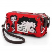 Betty Boop rote Toilette Kit 14 CM