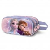 Trousse Reine des Neiges 22 CM 3D Frozen