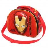Bolsa de sabor Iron Man 3D 26 CM - bolsa de almuerzo