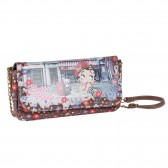 Embrague Betty Boop Flower 24 CM