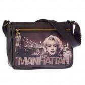 Marilyn Monroe Manhattan Borsa spalla 31 CM