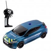 Auto a radiocontrollo Gendarmeria Megane RS 29 cm