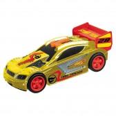 Auto HotWheels Spark racer muzikale 25 cm
