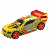 Coche HotWheels Spark Racer musical 25 cm