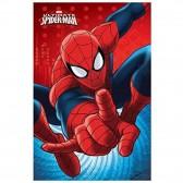 Spiderman Polar Plaid 100 x 140 cm - Abdeckung