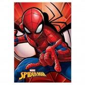 Spiderman Polar Plaid 100 x 140 cm - Coperchio