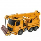 Arocs Benne Remote-controlled truck - Mercedes Building