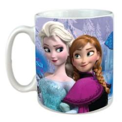 Taza de reina de nieve - Congelado